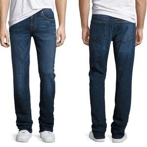 "Joe's Jeans ""Brixton"" slim straight jeans 36x34"